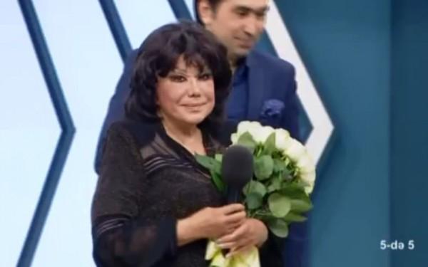 Flora Kərimovanın 8 illik qadağası götürüldü - Video