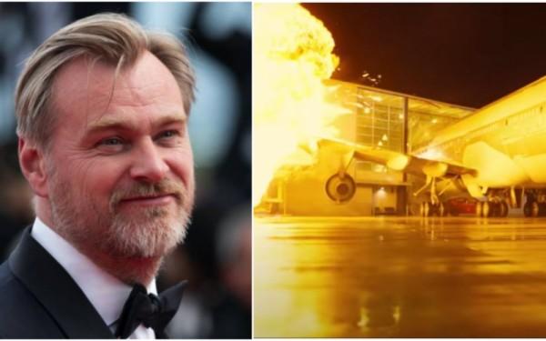 """Yeni filmi üçün """"Boeing 747""""-ni partlatdı"""