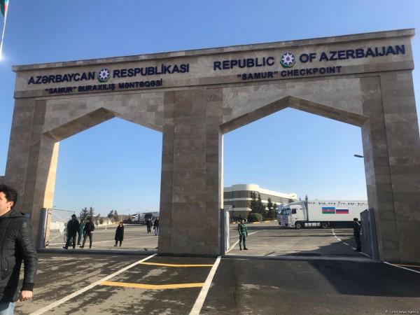 SON DƏQİQƏ - Azərbaycan dövlət sərhədinin bağlanması müddəti uzadılır
