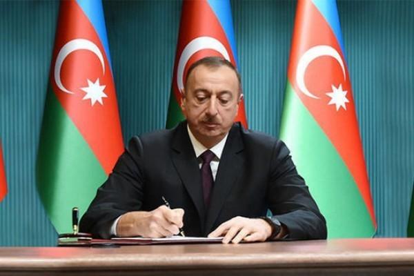 Prezident Sumqayıtla bağlı sərəncam imzaladı