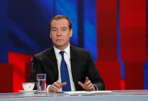 """Medvedev: """"Rusiya NATO-nun fəaliyyətlərinə effektiv cavab verməlidir"""""""