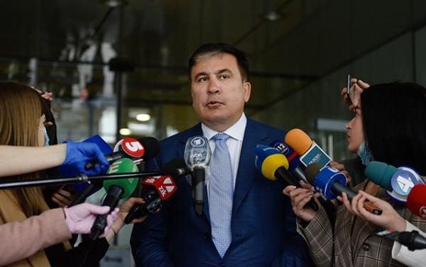 Gürcüstan Ukrayna səfirini XİN-ə çağırdı - Saakaşvilinin ifadəsinə görə