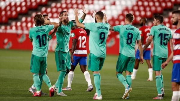 """""""Real Madrid"""" minimal hesabla qələbə qazandı"""