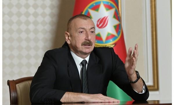 """İlham Əliyev: """"Populizmin vaxtı deyil, gedib nə ilə vuruşacaqsan?"""""""