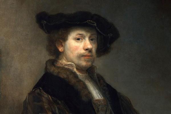 Rembrandtın avtoportreti rekord məbləğə satılıb