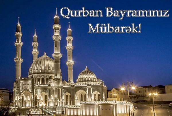 Bu gün Azərbaycan müqəddəs Qurban bayramını qeyd edir