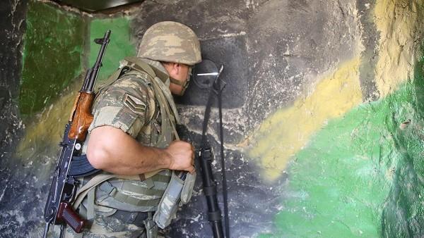 Ermənistan silahlı qüvvələri atəşkəs rejimini 41 dəfə pozub