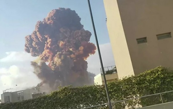 Beyrutdakı partlayışda partiya lideri öldü, konsul xəsarət aldı  -VIDEO