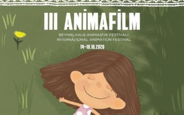III Beynəlxalq Animasiya Festivalına daxil olan filmlərin siyahısı açıqlanıb