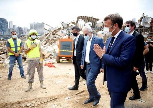 Fransanın Livana qayıtması üçün onlayn petisiya