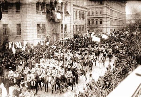 Bakının bolşevik-daşnak işğalından azad edilməsindən 102 il ötür