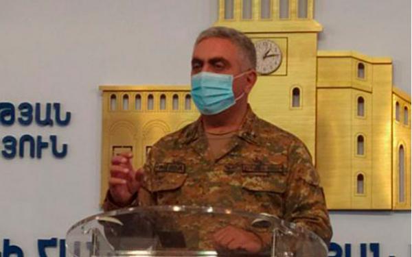 Ermənilər 10 hərbçisinin öldüyünü açıqladı