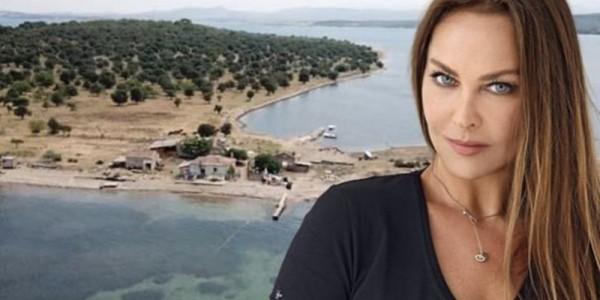 Hülya Avşar 55 milyona ada aldı