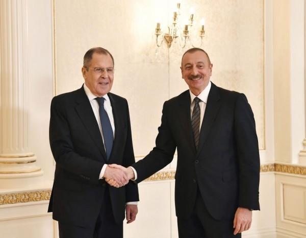 Prezident İlham Əliyev: Regionda yeni, çox ümidverici şərait yaranıb