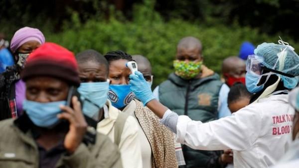 ÜST Afrikada COVID-19-la bağlı vəziyyəti açıqladı
