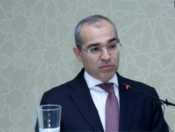 """""""Azərbaycan biznesi pandemiyadan sonrakı bərpa dövrünə daxil olur"""" - Nazir"""