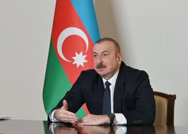 Prezident İlham Əliyev: Yeni Azərbaycan Partiyasının yaradılması tarixi zərurət idi