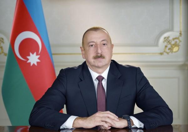 Prezident İlham Əliyev II Elizabetə təbrik məktubu göndərib