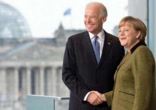 Bayden və Merkel görüşəcək
