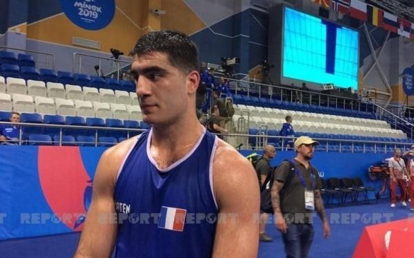 Tokio-2020: Fransanı təmsil edən azərbaycanlı boksçu üçün polisə müraciət olunub