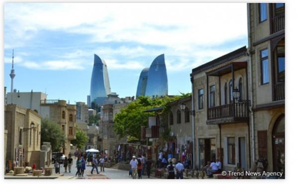 Avqustda Azərbaycana gələn turistlərin sayı açıqlanıb