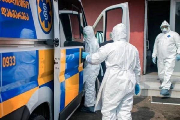 Gürcüstanda koronavirusa daha 1 501 nəfər yoluxub, 43 nəfər ölüb
