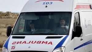 """Abşeronda yük avtomobili ilə toqquşan """"VAZ""""ın sürücüsü dünyasını dəyişdi"""