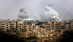 ABŞ kəndi bombardman etdi: 17 ölü