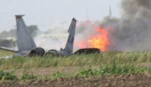 Helikopter qəzaya uğradı: 4 nəfər öldü