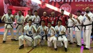 Karatenin əlbəyaxa döyüş növü üzrə çempionat başlayır
