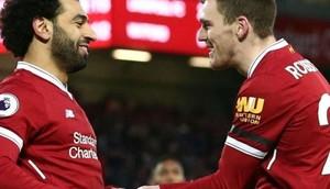 Salah və Robertson oynamayacaq