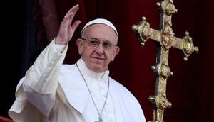 Papa ilk dəfə İraqa getdi