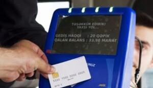 Daha 7 marşrut üzrə avtobuslar kart sisteminə keçir - SİYAHI