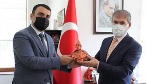 Türkiyə Cümhuriyyətinin Gəncədəki Baş konsulluğunda görüş keçirilib