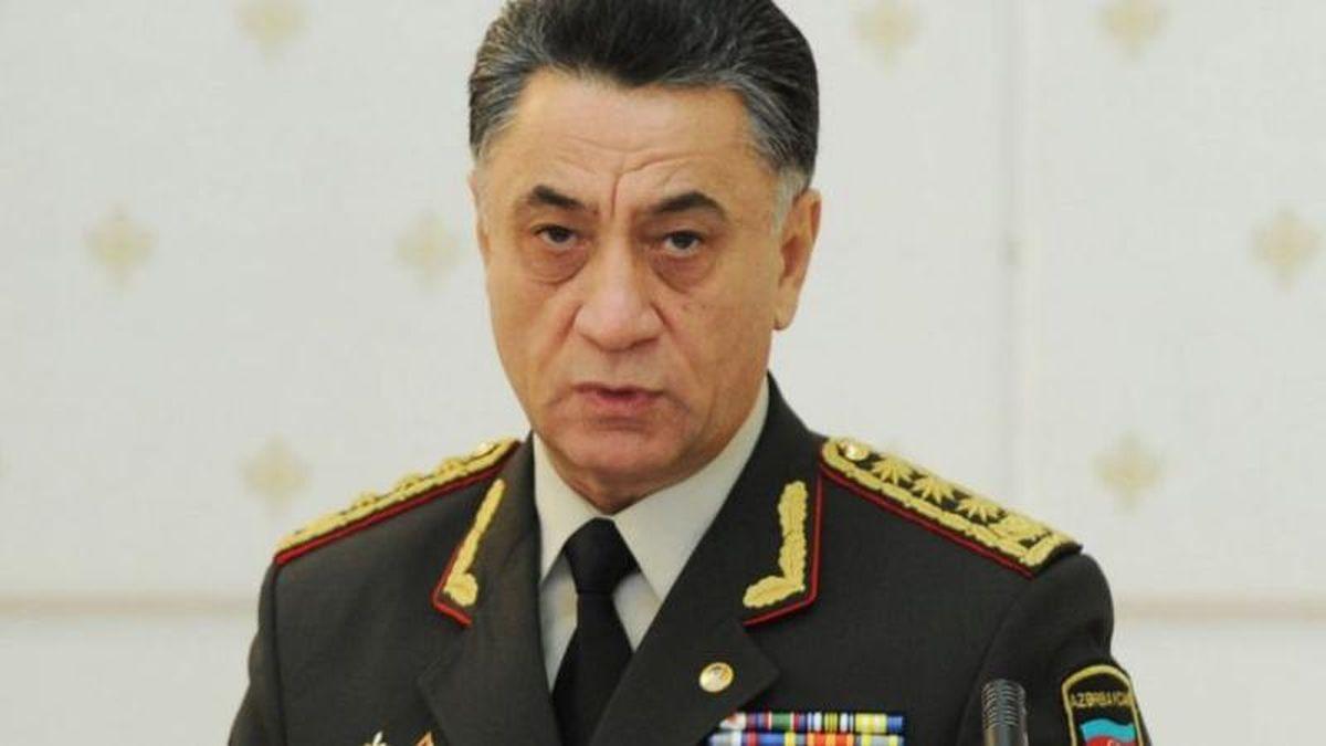 Ramil Usubov Generallari Təltif Etdi