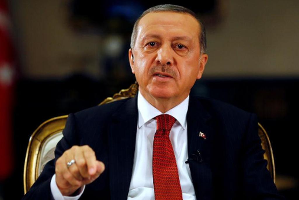 """Ərdoğan: """"Biz ortaq mövqeyimizi Qarabağda da, Afrində də nümayiş etdirmişik"""","""
