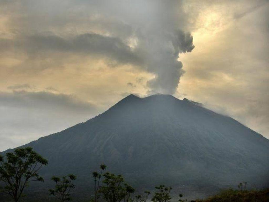 Havay adalarında vulkanın lavası 5 evi məhv edib