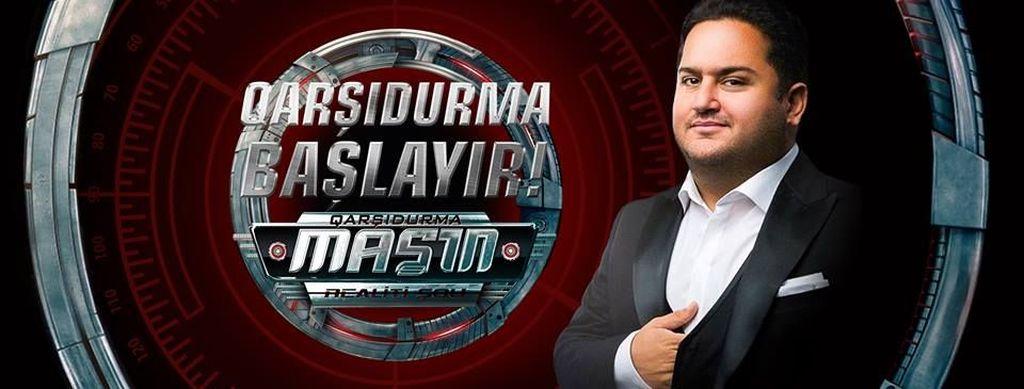 """O da """"Maşın"""" şouda yarışacaq 13 May 2018 18:10"""